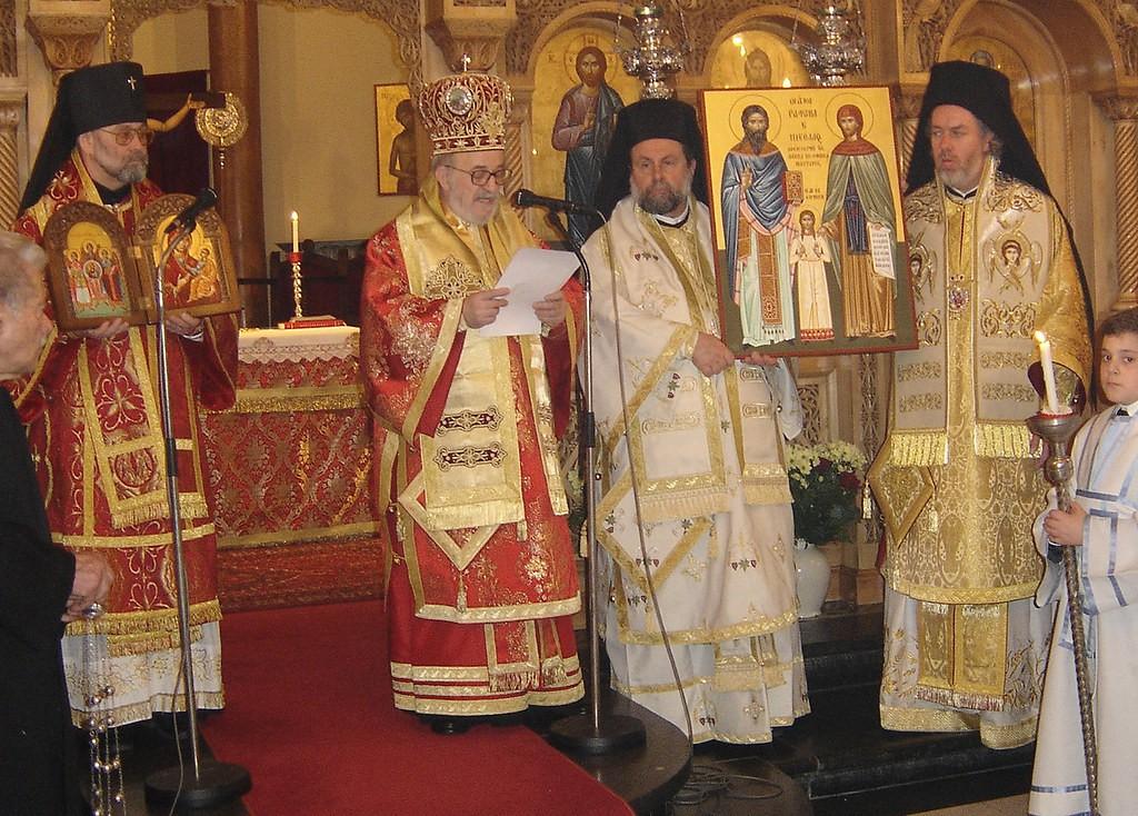 Z;E. Metropoliet Panteleimon - Zondag van de Orthodoxie