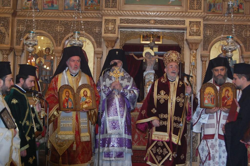 Zondag van de Orthodoxie 4 maart 2012