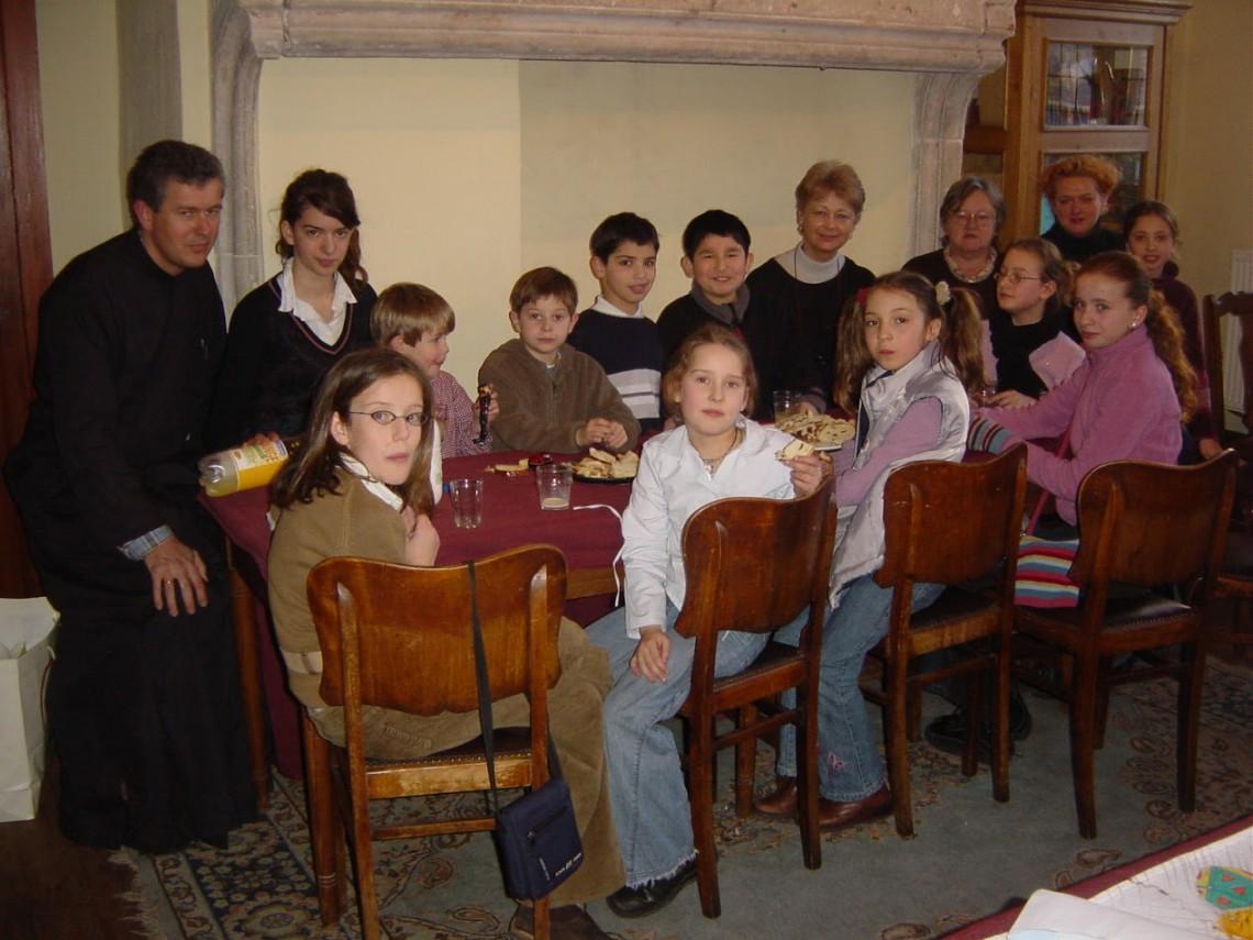 De kindercatechese in de parochie