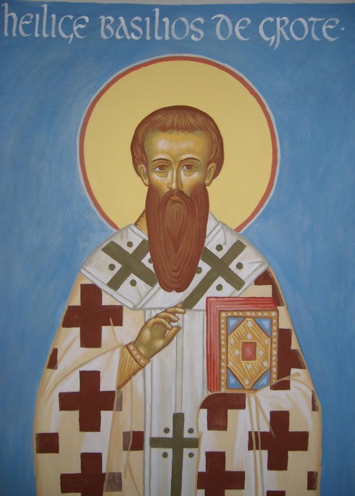 De Heilige Basilios de Grote