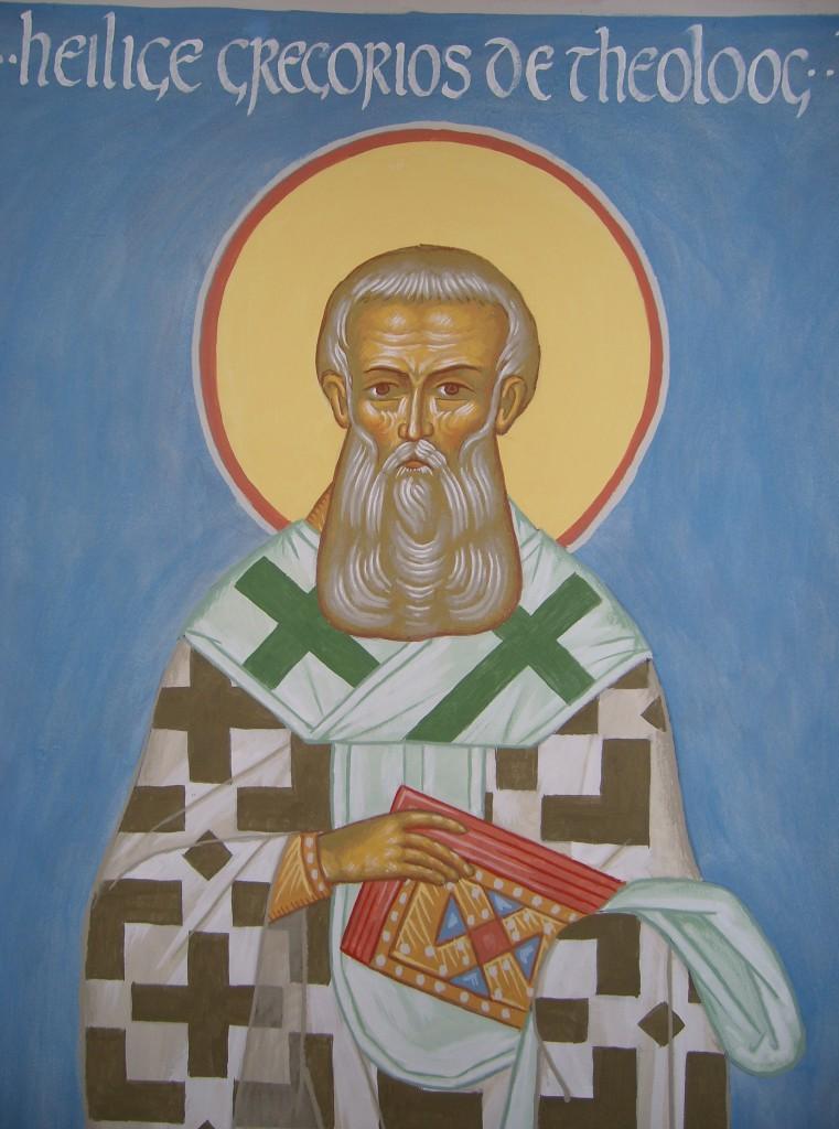 H.Gregorios de Theoloog